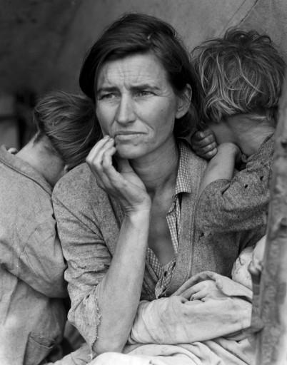Dorothea Lange - Migrant Mother (1936)